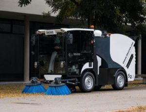 Boschung Urban Sweeper S2.0